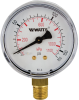 Lead Free* Bottom-Entry Pressure Gauge -- LFDPG-1 - Image