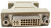 DVI Female Analog to HD15 Male Adapter -- 10DV-4A