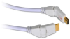Atlona AT14035-3 HDMI Swivel Cable - 10ft, 180 Degree Swivel -- AT14035-3 - Image