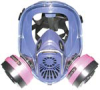Full Face Respirator for Mold Remediation - Medium -- AX88A