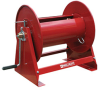 Medium Duty Hand Crank Low Pressure Air / Water Reel -- H28000 - Image