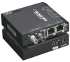 Standard Media Converter Switch, 10-/100-Mbps Copper to 10-Mbps Fiber, 115-VAC, Multimode, ST -- LBH110A-ST