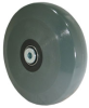 All Polyurethane Wheel - Gray -- HU6x2PS