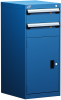 Stationary Compact Cabinet with Partitions -- L3ABD-4021L3B -Image