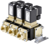 Type 0287 - 2/2 way solenoid valve stackable for neutral media -- 0287 -Image
