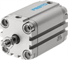 ADVU-40-60-A-P-A Compact cylinder -- 156634-Image