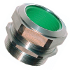 Chromium-Nickel Steel Strain Relief with PG & Metric Thread -- SKINDICHT® CN/CN-M - Image