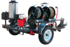 Pressure Pro 4000 PSI Direct Drive Trailer Pressure Washer -- Model TRS401240HGTR2002HR