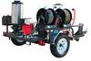 Pressure Pro 4000 PSI Direct Drive Trailer Pressure Washer -- Model TRS401240HGTR2002HR