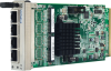 Advanced Mezzanine Card Quad Gigabit Ethernet AMC -- MIC-5203