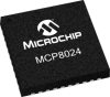 Three-Phase Motor Drivers -- MCP8024
