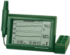 Paperless Humidity/Temperature Chart Recorder -- RH520 - Image