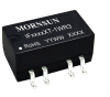 DC/DC - Fixed Input, SMD Regulated Output (0.75-1W) -- IF1215XT-1WR3 -Image