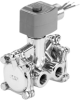Air and Water Solenoid Valves -- 8316G026MO