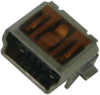 AMPHENOL COMMERCIAL PRODUCTS - 105-00321-68 - MINI USB CONNECTOR, RECEPTACLE 5POS, SMD -- 596510 - Image
