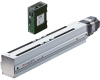 Linear Actuator (Slide) - Straight Type, Y-axis Table with Built-in Controller (Stored Data) -- EAS6Y-E010-ARMKD-3 -Image