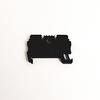 IEC Term Blck 3.5x51.5x29.5mm Spr Clp -- 1492-L2-BL