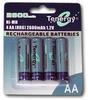 AA NiMH Rechargeable Battery -- 10309