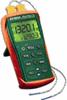 Easyview Type K Dual Input Thermometer -- EXEA15