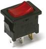 Miniature Single Pole Rocker Switches -- DA Series - Image