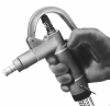 Xtreme Duty Polypropylene Hand Nozzle -- DM-100HFR Series