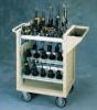 Pre-Engineered Mobile Fixed Toolholder Cart -- VTT210 -- View Larger Image