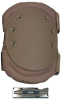 Imperial⢠Hard Shell Cap KNEE Pads, COYOTE TAN