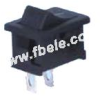 Miniature Rocker Switch -- MRS-101 ON-OFF - Image