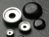 Flanged Steel Washers for RH Series Finishing Caps -- RHW-203 -Image