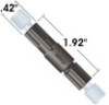 40 psi (2.8 bar) BPR Cartridge (P-761) with PEEK Holder -- P-785