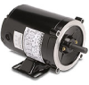 AC MOTOR 0.25HP 1800RPM 56C 230V 3-PH ROLL-STEEL MICROMAX -- Y500