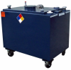 10-Gauge Double Wall Waste Oil Tank with Accessories -- PAK250