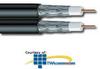 CommScope - Uniprise RG6 Dual Quad Shield Coaxial Cable -- 5742