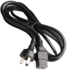 10ft China GB2099 3-pin Plug to C19 Power Cord -- SF-03A18-10B - Image