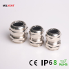 Brass Cable Gland(S type) -- MIV-METAL CABLE GLAND