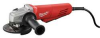 Angle Grinder,4-1/2 In,Paddle w/Lock On -- 6146-30