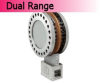 Dual Range Bearingless Digital Torque Transducers -- 88700V Series