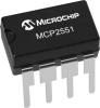 Interface, Controller Area Network (CAN) -- MCP2551