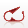 Pinch Clamp, Red -- 31323 -Image