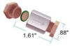 2 µm Biocompatible Filter Assembly -- A-410 - Image