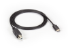USB 3.1 Cable Type C Male to USB 2.0 Type B Male 1-m (3.2-ft.) -- USBC2TYPEB-1M -- View Larger Image