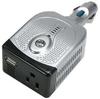 12V DC to 120V AC & USB 5V DC Cigarette Lighter Power Invert -- 215038