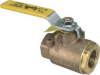 "APOLLO BALL VALVE BRONZE FULL PORT 1/2"" IPS -- IBI286633"