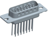 Input-Output Connectors, D-Subminiature, D-Sub High Performance, Durability (Mating cycles)=High Perf (//500 Mating Cycles) -- DAP15P465TXLF - Image