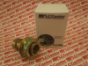 COUPLING BRASS 2WAY QUICKCONNECT 1/4IN SERIES 2HK -- B2H16BS - Image