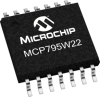 Enhanced Feature Battery-Backed SPI Real-Time Clock/Calendar -- MCP795W22 - Image