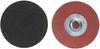 Merit SC Coarse TS (Type II) Quick-Change Cloth Disc -- 08834165254 - Image