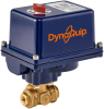 Electrically Actuated 3-Way Ball Valve -- EYH Series -Image