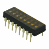 DIP Switches -- 1-1825002-4-ND - Image