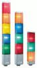 Assembled Stack Light Unit -- 102LS-SINH-G1